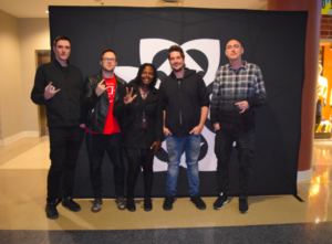 Concert review a7x the stage tour my commons life prior to their actual performance i had the chance to meet breaking benjamin m4hsunfo