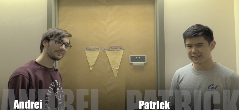MyCommons Crib-Andrei & Patrick in Hank